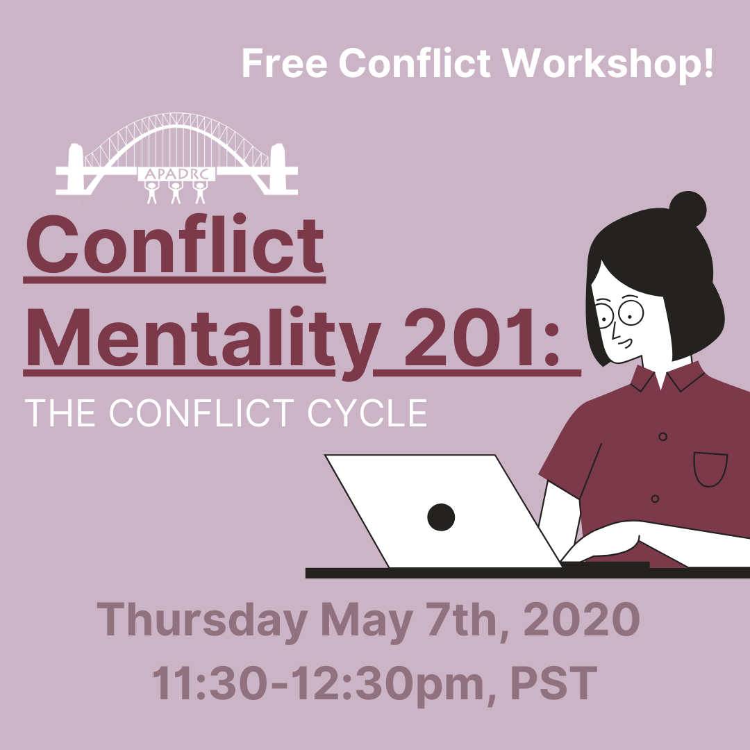 Free English Workshop: Conflict Mentality 201