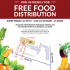Weekly Free Food Distribution
